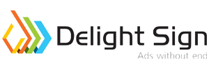Delight Sign Advertising Company Logo